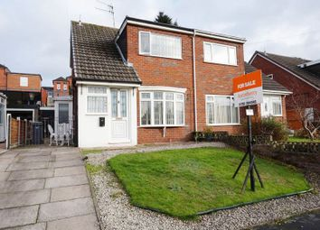 Thumbnail 3 bed semi-detached house for sale in Wingrove Avenue, Ligthwood, Stoke-On-Trent, Staffordshire
