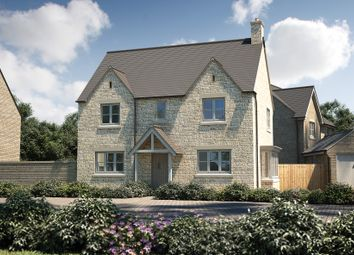 "Thumbnail 4 bedroom detached house for sale in ""The Arlington"" at Cirencester Road, Fairford"