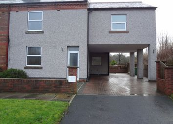 Thumbnail 3 bed semi-detached house to rent in Eamont Terrace, Redhills, Penrith