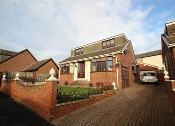 Thumbnail 4 bed detached bungalow for sale in Meadow Court, South Elmsall