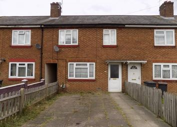 Thumbnail 3 bed terraced house to rent in Trent Road, Luton
