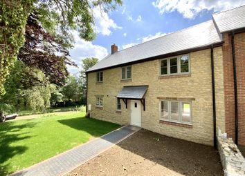 Thumbnail 4 bed semi-detached house for sale in Bridge Road, Cosgrove, Milton Keynes