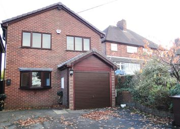 Thumbnail 3 bed detached house for sale in Sandon Road, Cresswell, Stoke-On-Trent