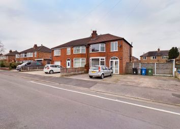 Thumbnail 3 bed semi-detached house for sale in Ledbury Avenue, Urmston, Trafford