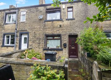 Thumbnail 3 bed terraced house for sale in Prospect Row, Ovenden, Halifax
