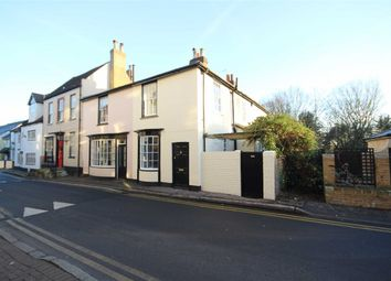 Thumbnail 2 bed semi-detached house for sale in Thames Street, Sunbury-On-Thames