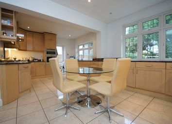 Thumbnail 6 bed detached house to rent in Woodhall Avenue, Pinner