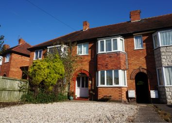 Thumbnail 3 bed terraced house for sale in Albert Road, Shrewsbury