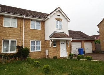 Thumbnail 3 bed property to rent in Guscott Close, Lowestoft