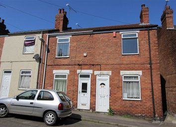 Thumbnail 2 bed terraced house to rent in Vickers Street, Mansfield, Nottinghamshire
