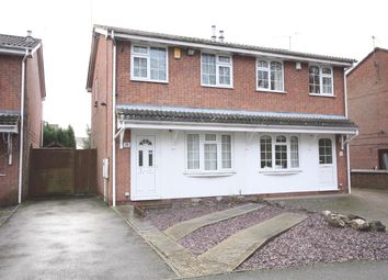 Thumbnail 2 bed semi-detached house to rent in School Lane, Ripley