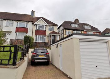 Thumbnail 3 bed semi-detached house for sale in Medmerry Hill, Brighton