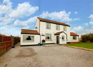 Thumbnail 4 bed detached house for sale in Ferry Road, Barrow Haven, Barrow-Upon-Humber, North Lincolnshire