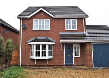 Thumbnail 3 bed detached house to rent in Chaldean Way, Spalding