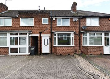 Thumbnail 3 bed terraced house to rent in Wolverton Road, Rednal, Birmingham
