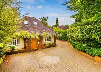 Thumbnail 4 bed detached bungalow for sale in Green Lane, Churt, Farnham, Surrey
