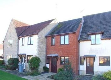 Thumbnail 2 bed terraced house to rent in Stephens Way, Deeping St. James, Peterborough