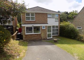 Thumbnail 5 bed detached house for sale in Highlands Way, Dibden Purlieu