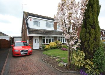 Thumbnail 3 bed semi-detached house for sale in Browning Grove, Talke, Stoke-On-Trent