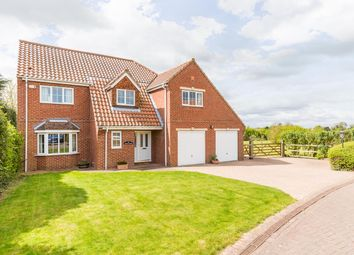 Thumbnail 5 bed property for sale in Field House, 2 Prospect Mews, Misterton, Doncaster, South Yorkshire