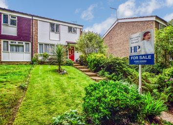 Thumbnail 3 bed end terrace house for sale in Seaford Road, Crawley