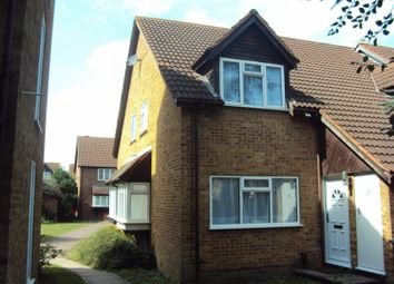 Thumbnail 1 bed end terrace house to rent in Knights Manor Way, Dartford