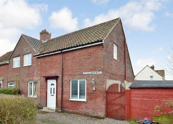 Thumbnail 3 bedroom property for sale in George Borrow Road, Norwich