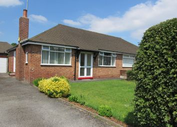 Thumbnail 2 bed bungalow for sale in Wensleydale Avenue, Cheadle