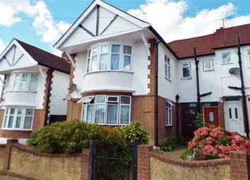 Thumbnail 3 bed flat to rent in Ashurst Drive, Barkingside, Essex