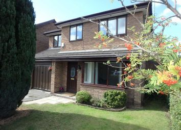 Thumbnail 4 bed detached house for sale in Newbridge Close, Callands, Warrington, Cheshire
