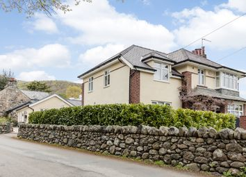 Thumbnail 4 bed detached house for sale in Gwynant, Rowen, Conwy
