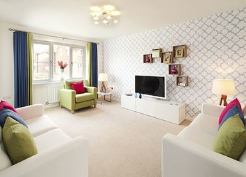 "Thumbnail 3 bed terraced house for sale in ""Argyll Mid"" at Old Lang Stracht, Kingswells, Aberdeen"