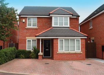 3 bed detached house for sale in Braid Crescent, Crosby, Liverpool L23