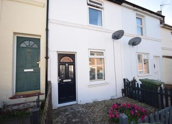 Thumbnail 2 bed terraced house for sale in Auckland Road, Tunbridge Wells, Kent, .
