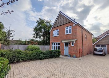 Thumbnail 3 bed detached house for sale in Loveday Way, Thundersley, Essex