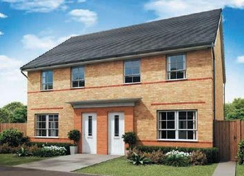 Thumbnail 3 bed semi-detached house for sale in St Michael's View, Cockett Lane, Farnsfield, Newark