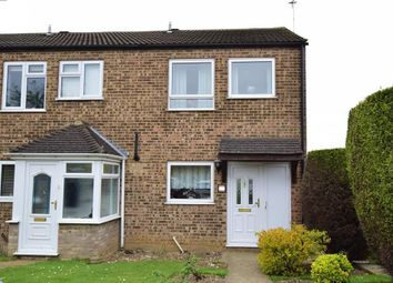 Thumbnail 3 bed end terrace house for sale in Thistledown, Gravesend, Kent
