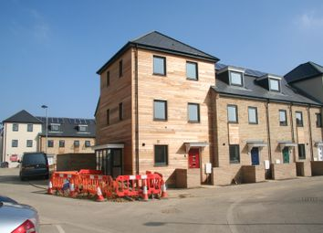 Thumbnail 1 bedroom town house to rent in Unwin Square, Cambridge