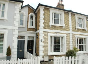 Thumbnail 2 bed terraced house for sale in Seymour Road, Hampton Hill, Hampton