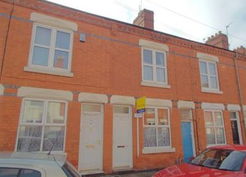 Thumbnail 2 bed terraced house for sale in Moira Street, Belgrave, Leicester, Leicestershire