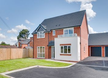 Thumbnail 4 bed detached house for sale in Damson Drive, Perryfields Road, Bromsgrove