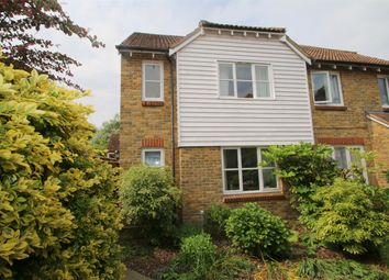 Thumbnail 3 bed semi-detached house for sale in 21 William Judge Close, Tenterden, Kent