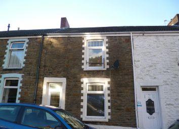 Thumbnail 2 bedroom terraced house to rent in Kilvey Road, St. Thomas, Swansea
