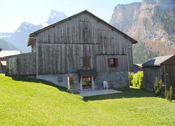 Thumbnail 3 bed farmhouse for sale in Clocher, Sixt-Fer-À-Cheval, Samoëns, Bonneville, Haute-Savoie, Rhône-Alpes, France