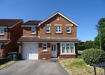 Thumbnail 4 bed detached house to rent in Wisteria Drive, Tamebridge, Walsall