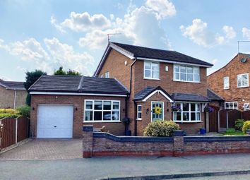 Thumbnail 3 bed detached house for sale in Cumber Lane, Wilmslow