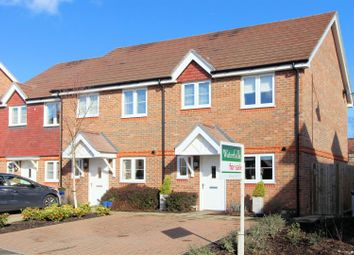 Thumbnail 3 bed end terrace house for sale in Brookwood Farm Drive, Knaphill, Woking