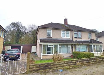 Thumbnail 3 bed semi-detached house for sale in Marina Close, Canley, Coventry, West Midlands