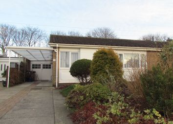 Thumbnail 2 bedroom bungalow for sale in Aidan Close, Wideopen, Newcastle Upon Tyne