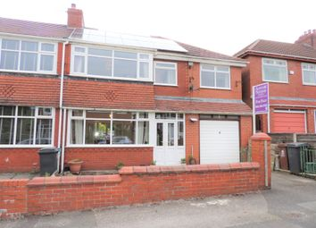 Thumbnail 5 bed semi-detached house for sale in 122 Birch Avenue, Chadderton